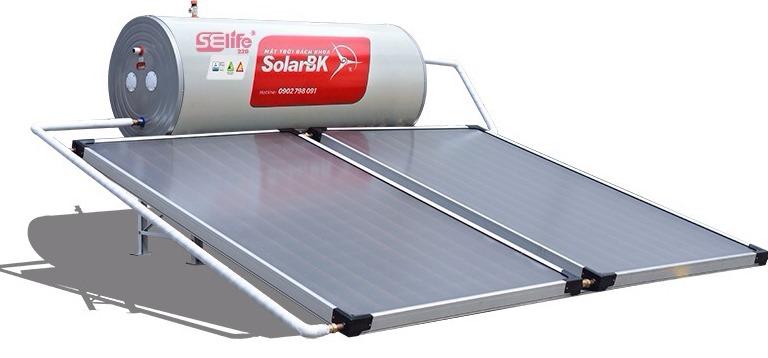 Bình máy nước nóng năng lượng mặt trời loại nào tốt, giá bao nhiêu