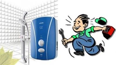 Sửa máy nước nóng quận 11 Ariston Centon Panasonic Ferroli Alpha Joven